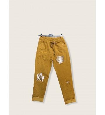 Pantalon étoile